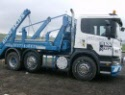 Truck / Skip lorry graphics